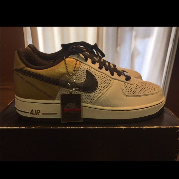 Authentic Air Force one Michael Cooper dead stock 90336e8f6